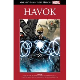 Marvel's Mightiest Heroes Vol 44: Havok HC (Marvel)