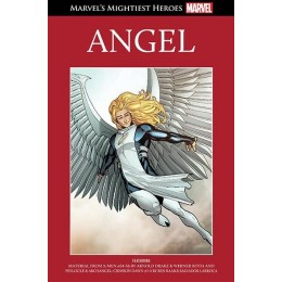 Marvel's Mightiest Heroes Vol 18: Angel HC (Marvel)