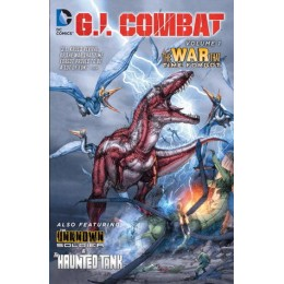 G.I Combat: The War That Time Forgot Vol 1 TPB (DC)