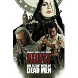 Velvet: The Secret Lives Of Dead Men Vol 2 TP