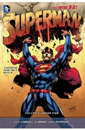 Superman Vol 5: Under Fire TPB (The New 52!)