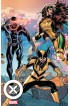X-MEN #1 STORMBREAKERS VARIANT CONNECTING SET OF 4 COVERS
