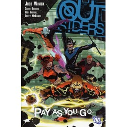 Outsiders Vol 6: Pay As You Go TP