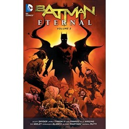 Batman Eternal Vol 3 TPB (DC)