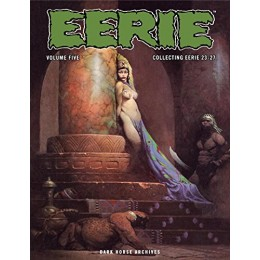 Eerie Archives Volume 5 HC Dark Horse