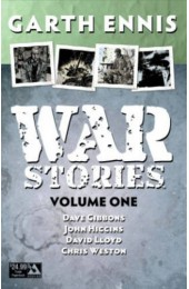 Garth Ennis War Stories Vol One TP Avatar
