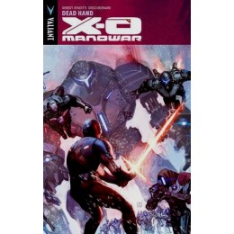 X-O Manowar Vol 9: Dead Hand TP Valliant