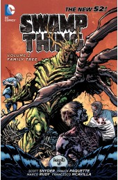 Swamp Thing Vol 2: Family Tree TP (The New 52!)