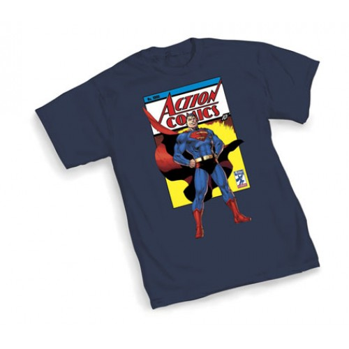 Superman Action Comics #1000 By Jim Lee T-Shirt (XXLarge)