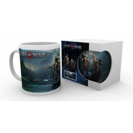God of War Coffee Mug