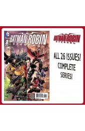 Batman and Robin Eternal Complete Set 1 - 26