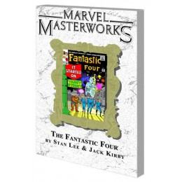 Marvel Masterworks Vol 13: The Fantastic Four  TP