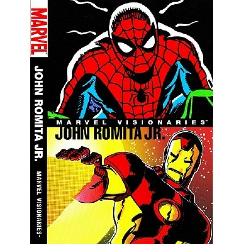 Marvel Visionaries: John Romita Jr. HC