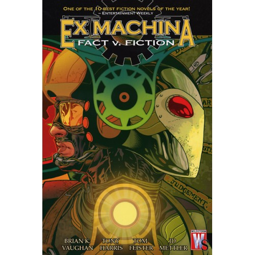 Ex Machina Vol 3 : Fact vs. Fiction TP