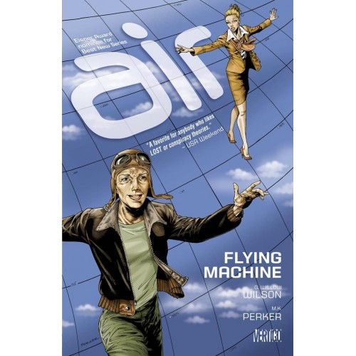 Air Vol 2: Flying Machine TP