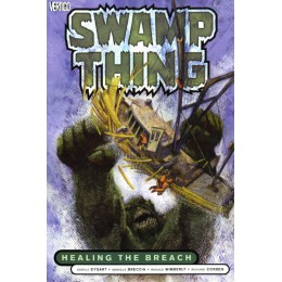 Swamp Thing: Healing the Breach