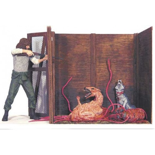 TheThing: Macready In Kennel AF Boxed Set