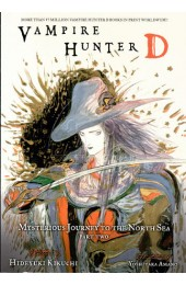 Vampire Hunter D Vol 8  Mysterious Journey to the North Sea Part 2