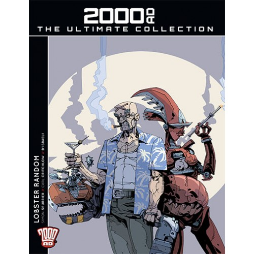 2000AD: Ultimate Collection: Issue 84: Lobster Random HC