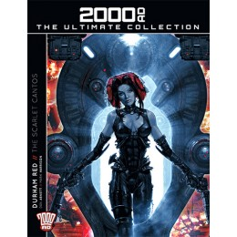 2000AD: Ultimate Collection: Issue 71 DURHAM RED // THE SCARLET CANTOS HC