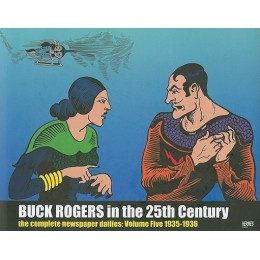 Buck Rogers In The 25th Century: The Complete Newspaper Dailies Vol 5
