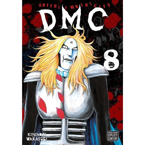 Detroit Metal City Vol 8