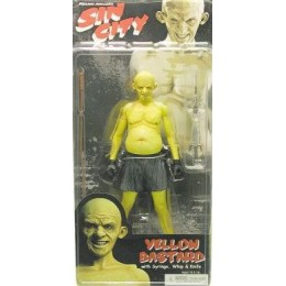 Sin City Movie Yellow Bastard AF Series 1
