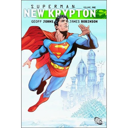 Superman New Krypton Vol 1 HC