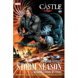 Castle: Richard Castle s Storm Season HC