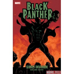 Secret Invasion Black Panther TP