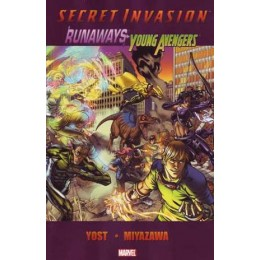 Secret Invasion Runaways/Young Avengers TP