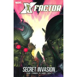 Secret Invasion X-Factor TPB (Marvel)