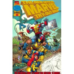 The New Official Marvel Try-Out Book Vol 2 (Marvel)