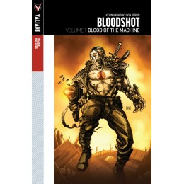 Bloodshot Blood of the Machine HC