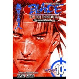 Blade of the Immortal No10: Φθινοπωρινός Παγετός