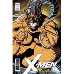 X-Men Gold #7 Jim Lee Trading Card Variant Covers
