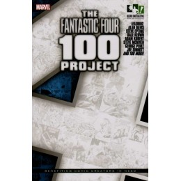 The Fantastic Four 100 Project: Benefiting Comic Creators in Need TP