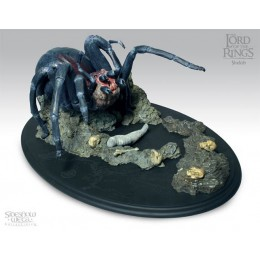 The Return of the King Shelob Statue