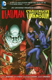 DC Universe Presents: Deadman Challengers Vol 1 TP