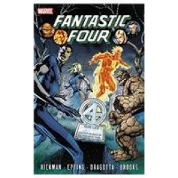 Fantastic Four Vol 4 HC (Marvel)