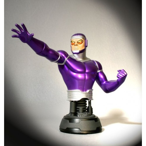 Machine Man Mini-Bust