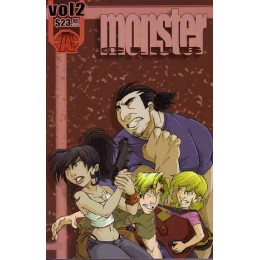 Monster Club Vol 2 TP