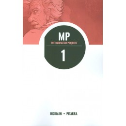 The Manhattan Projects Vol 1 TPB (Image)