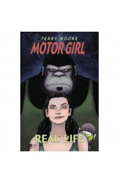 Motor Girl Vol 1: Real Life TPB (Abstract Studio)