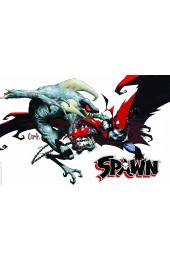 Spawn 20Th Anniversary Poster # 1 Of 4