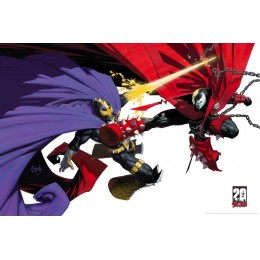 Spawn 20Th Anniversary Poster # 3 Of 4