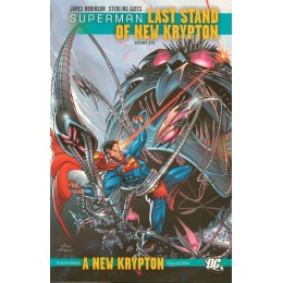 Superman Last Stand Of New Krypton Vol 1 HC