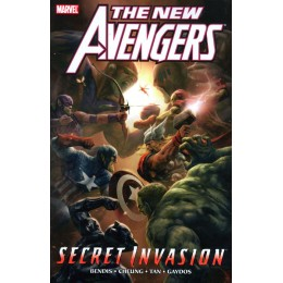 The New Avengers Vol 9  : The Secret Invasion Book 2 HC