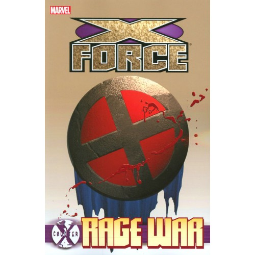 Counter X: X-Force Rage War TP
