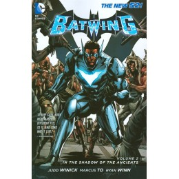 Batwing: In The Shadow Of Ancients Vol 2 TP (The New 52)